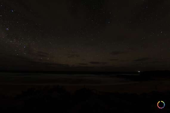 Kilcunda Night Sky Panorama