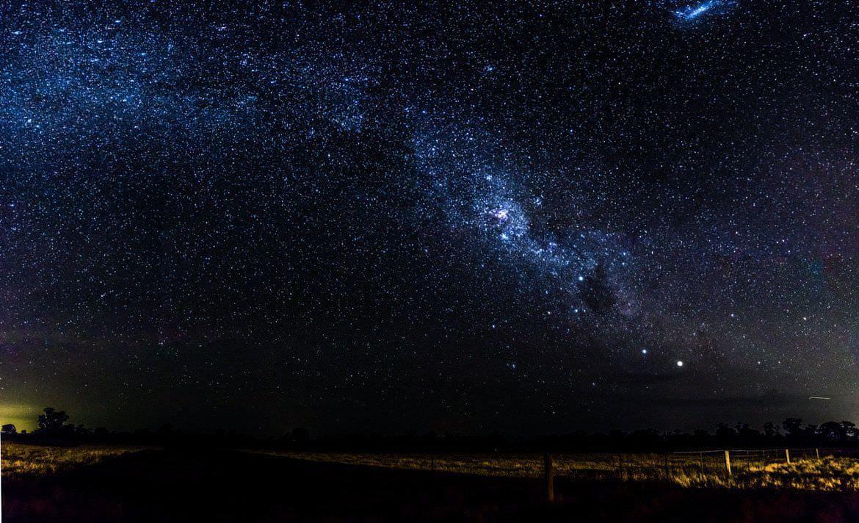 The Night Sky @ Boorhaman