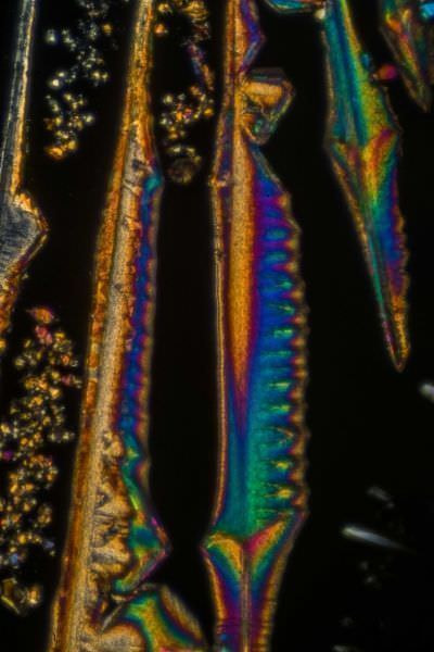 Rhenium by Polarized Light Microscopy