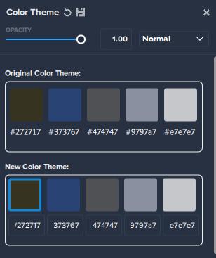 Color Theme 1