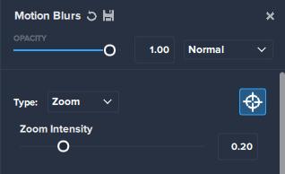 Motion Blurs